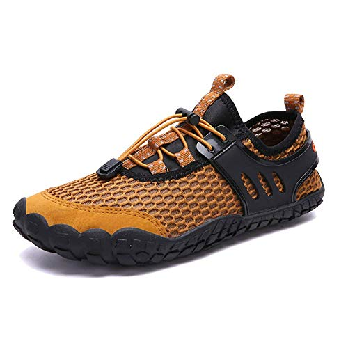 Dastrues Water Shoes, Men s Water Shoes, Water Shoe, Mens Water Shoes, Water Shoes Men Men Water Shoes Sports Aqua Barefoot Quick Dry Breathable Non-Slip for Mountaineering Outdoor
