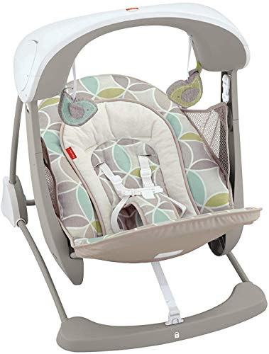 Fisher-Price Deluxe Take-Along Swing