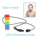 Sensory Chew Necklace,Autism Teething