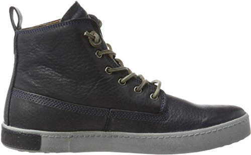 Sneaker Blackstone Herren Dark Hohe Am02 Indigo Blau wwH1tTnqZ