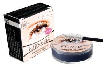 NIRVANA Cosmetic tratamiento en crema para pestanas-eyelash cream treatment