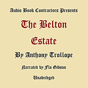 The Belton Estate Audiobook