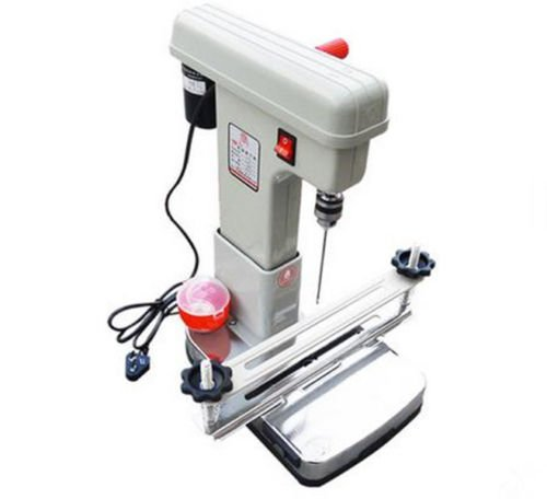 220V Electric binding machine wire binding machine with automatic drilling by MXBAOHENG