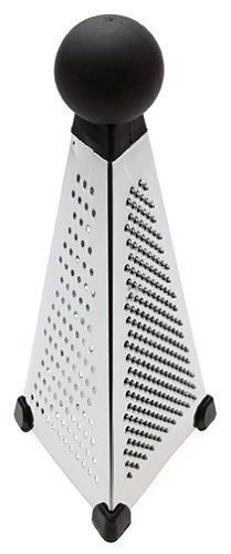Prepworks by Progressive Stainless Steel Tower Grater - 9 Inch ()
