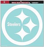 Pittsburgh Steelers Official NFL 18'' z 18'' Die Cut Car Decal