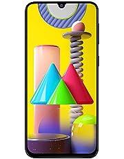 Samsung Galaxy M31 Dual SIM - 128GB, 6GB RAM, 4G LTE - Black