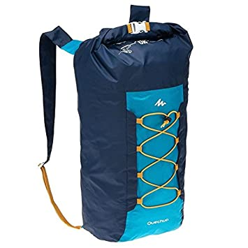 Quechua 8357283 Ultra Compact Waterproof Backpack, 20L (Blue ...