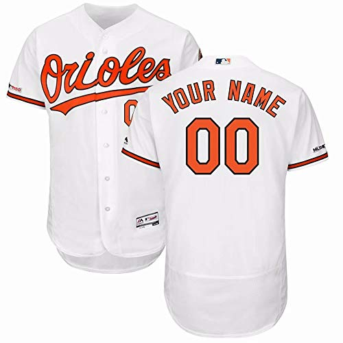 Nisaki Personalized Baseball Jersey,Custom Button Mesh Embroidered Team Name & Numbers -(Young Short Sleeve, Adult and Ladies Size)