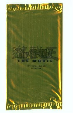 Yugioh Card Game - Movie Promo Gold Foil Pack - 1C by Upper (Foil Yu Gi Oh Promo Card)