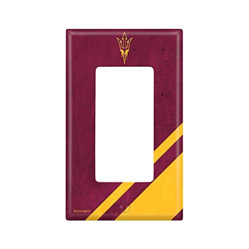 Arizona State Sun Devils Single Rocker Light Switch Cover NCAA