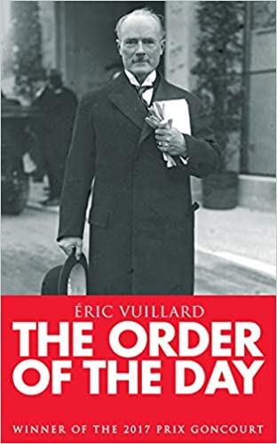 Image result for the order of the day eric vuillard