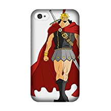 One Piece Kyros Hard Back Case Cover Skin For Iphone 4/4S