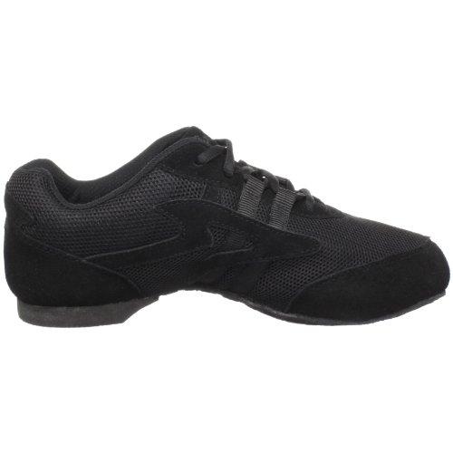 Sansha Salsette 1 Jazz Sneaker Black F1yj5ZEl