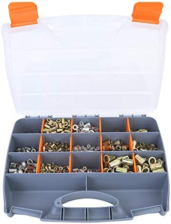Rivet Nut Set Rivet Nuts 900pcs for Machine Equipment