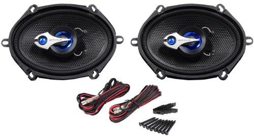 150w Rms Speaker (Pair Rockville RV57.3 5x7