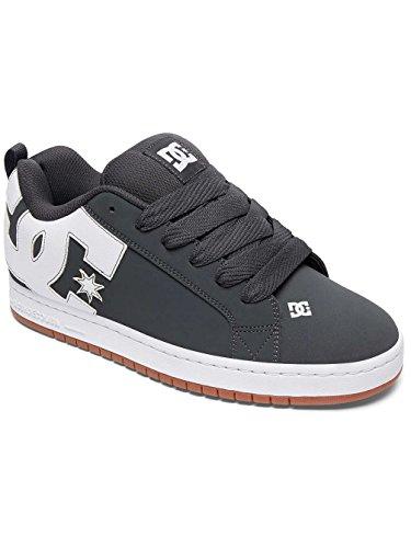 Zapatos DC Court Graffik Gris-Gum Grey/Gum