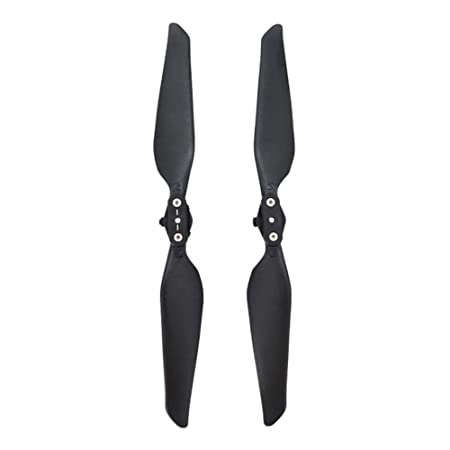 2PCS RC Drone Hélices De Hoja Hélice Toy Drone Propeller Quick ...