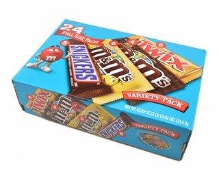 MARS Chocolate Full Size Variety Mix Bag