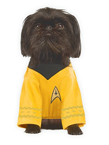 Star Trek Captain Kirk Dog Costume]()