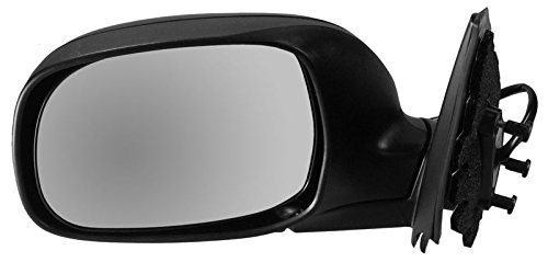 Folding Power Mirror Black Driver Side LH Left for Toyota Tundra Sequoia - Toyota Tundra Mirror Lh Driver