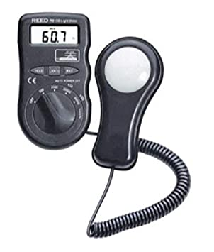 5,000 Foot Candles Fc 50,000 Lux REED Instruments R8150 Pocket Light Meter