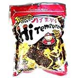 Taokaenoi Tempura Seaweed Hitempura Spicy Flavour 1.41 Oz (Pack of 4)