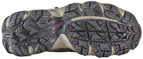 Pictures of Oboz Women's Sawtooth Mid BDRY Hiking Boot VIOLET _DELETE_ 6