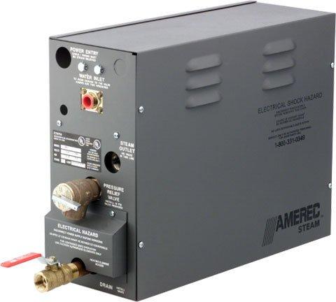 Amerec 3K20-WS Warm Start Steam Bath Generator - 20 Kw Steam Generator