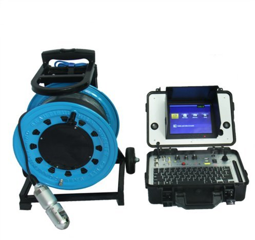 MABELSTAR 100m water well detection equipment borehole drilling machine well cameras inspection