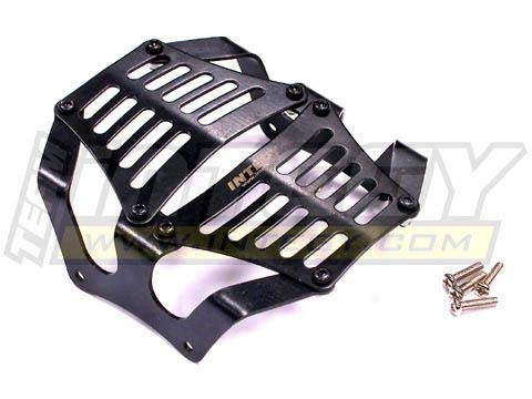 Savage Center Skid Plate - Integy RC Model Hop-ups T6925 Center Skid Plate for Savage-X & Savage XL