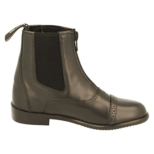 Brampton Jodhpur black By 0045 Toggi 552 28 Boots HqPFnw
