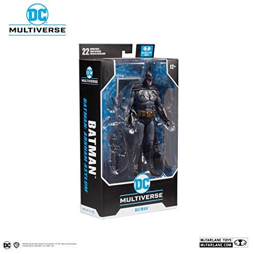 McFarlane Toys DC Multiverse Batman: Arkham Asylum Batman Action Figure