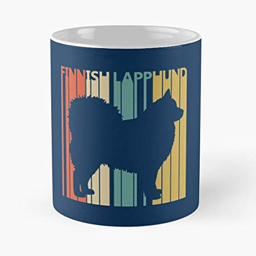 Finnish Lapphund - Best Gift Ceramic Coffee Mugs