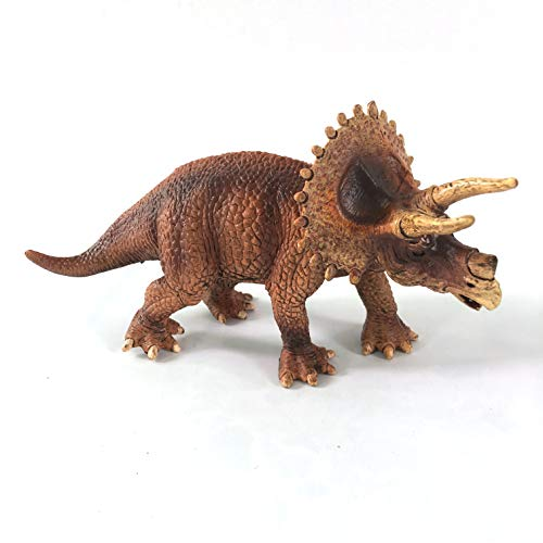 JIENI Educational Dinosaur Toys, Kids Realistic Toy Dinosaur Figures Authentic Type Plastic Dinosaurs Jurassic Dinosaur Statue Kids and Toddler Education ( M5002 ) by JIENI