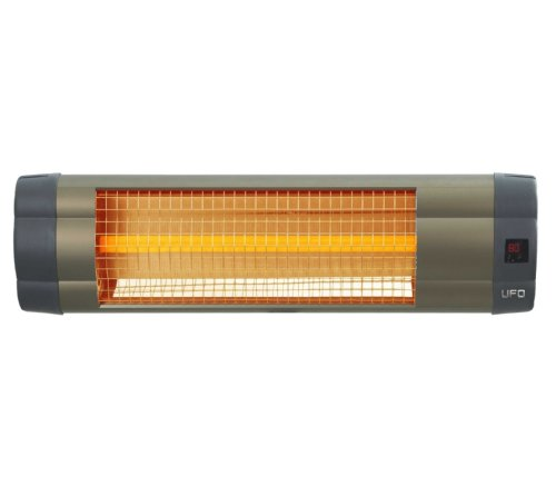 UFO UK-15 Electric Mid-Wave Infrared Heater with Remote Cont