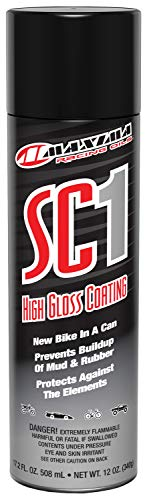 Maxima SC1 Clear Coat Silicone Spray