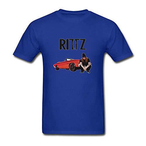SKVHTFD Men's 2016 Rapper Rittz Top of the Line T-Shirts