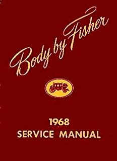 1968 cadillac factory repair shop service manual includs calais complete 1968 cadillac fisher body repair shop and service manual for calais de ville fandeluxe Gallery