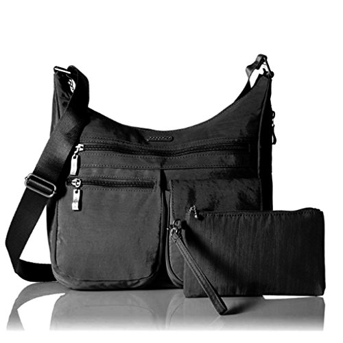 Everywhere bagg Black by Baggallini