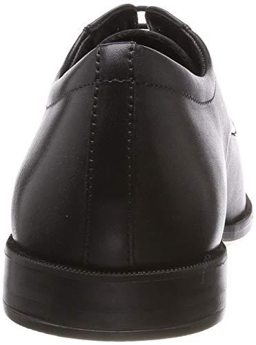 C9999 Geox Calgary U A Derby Negro Zapatos black Hombre Para qzBqH