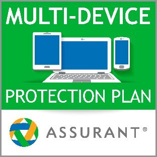3-Year Multi-Device Protection Plan  w/Phone ($1,000 Total Claim Limit) by Assurant