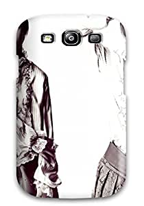 IsabellaSuee Galaxy S3 Hybrid Tpu Case Cover Silicon Bumper Boa Kwan Music People Music