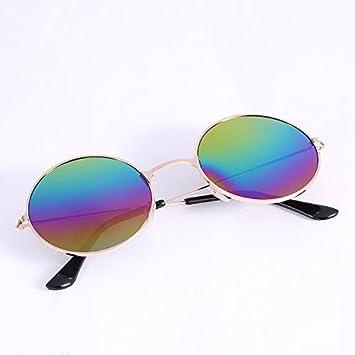GCR Sunglasses Polarized light Shade glasses Structure métallique couleur tendance lunettes de soleil , c5