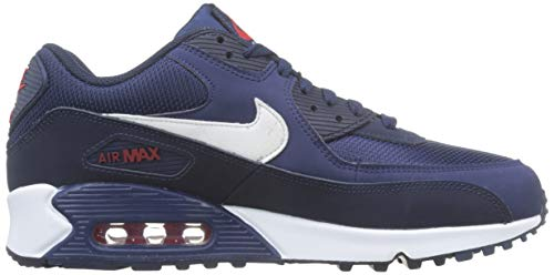 Multicolore 403 white Scarpe Nike Red Max Navy Ginnastica Da midnight Air university 90 Uomo Essential IFF8wgPqx6