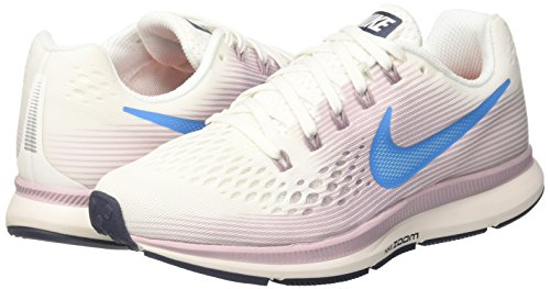 summit Donna equator 34 Pegasus Nike Running Scarpe Zoom 105 Air White Multicolore Wmns 1qZ4zS