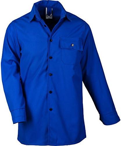 Asatex Kode lhe01 45 de protección química Camisa, grano azul, 45: Amazon.es: Bricolaje y herramientas