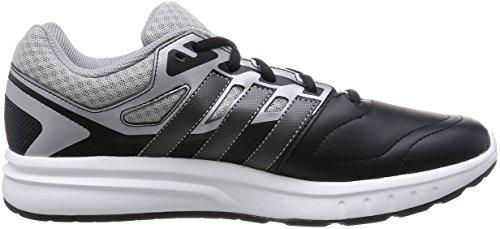 Gris Homme De Trainer Argent Chaussures Adidas Galaxy Course Pour Noir aqPn8px