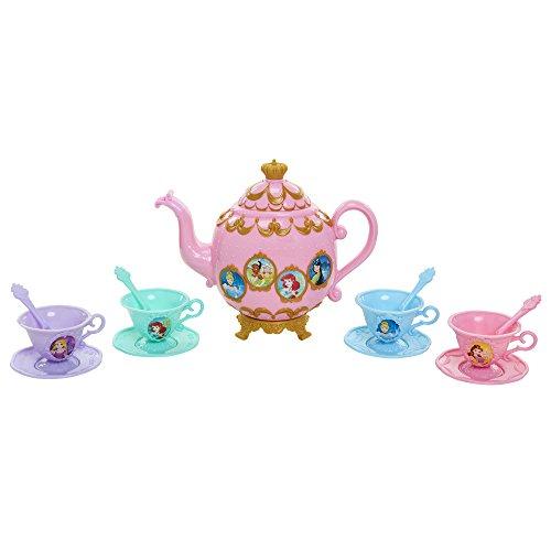 41yxZC94 AL - Disney Princess Royal Story Time Tea Set Pretend Play Toys