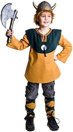 Vikingo Traje de Niño: Amazon.es: Juguetes y juegos