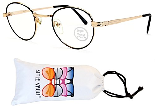 e3080-vp-style-vault-metal-oval-photochromic-transition-lens-eyeglasses-b3337f-gold-black-clear-uv40